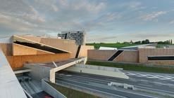 Westside Bruennen / Daniel Libeskind