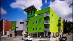 Lofts Glass / Front Studio Architects