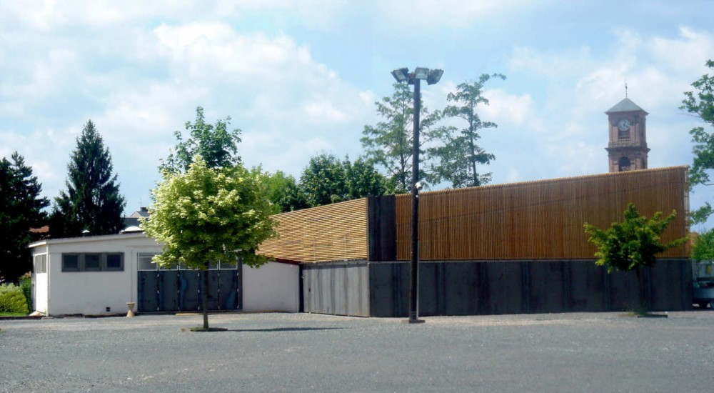 Centro de Deportes Robin / AP5 Architects, © T. Guyenet