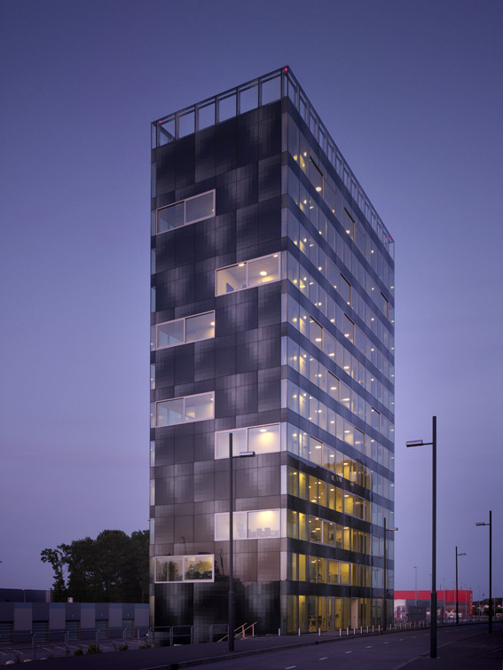 Torre V / Wiel Arets Architects, © Christian Richters