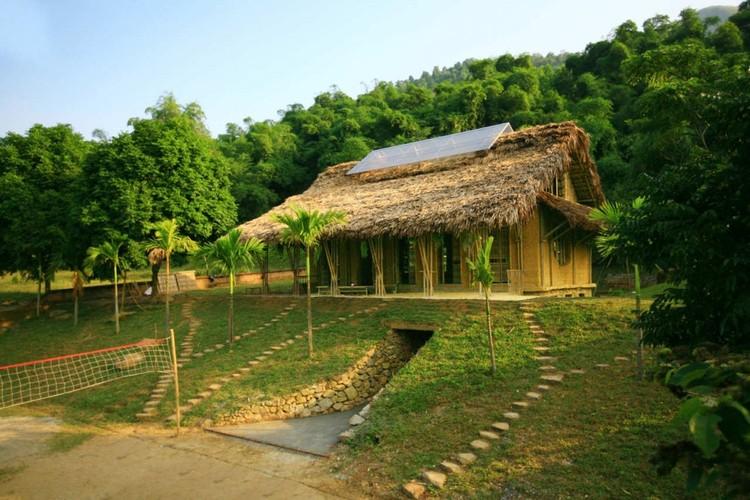 Casa para la Comunidad Suoi Re / 1+1>2 Group, © Kiến Việt