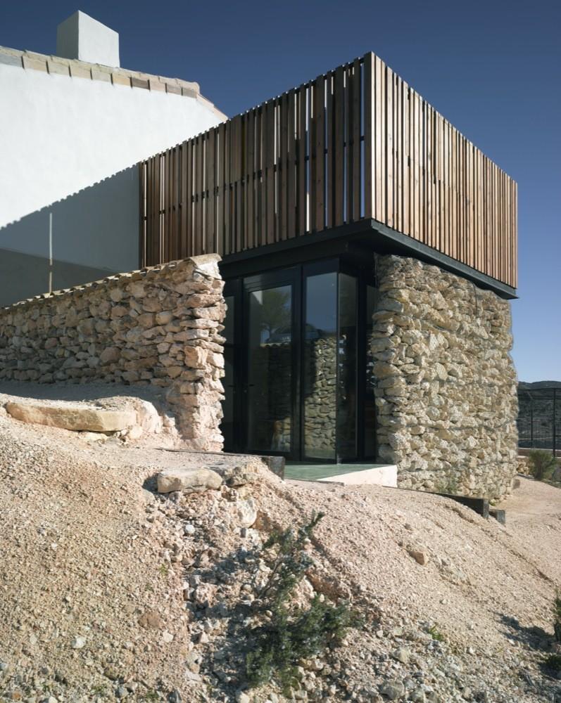 Casa Ruíz / Momo estudio, © David Frutos Llamazares