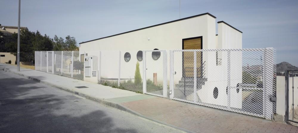 Casa Veo-Veo / MoMo Studio, © David Frutos Llamazares