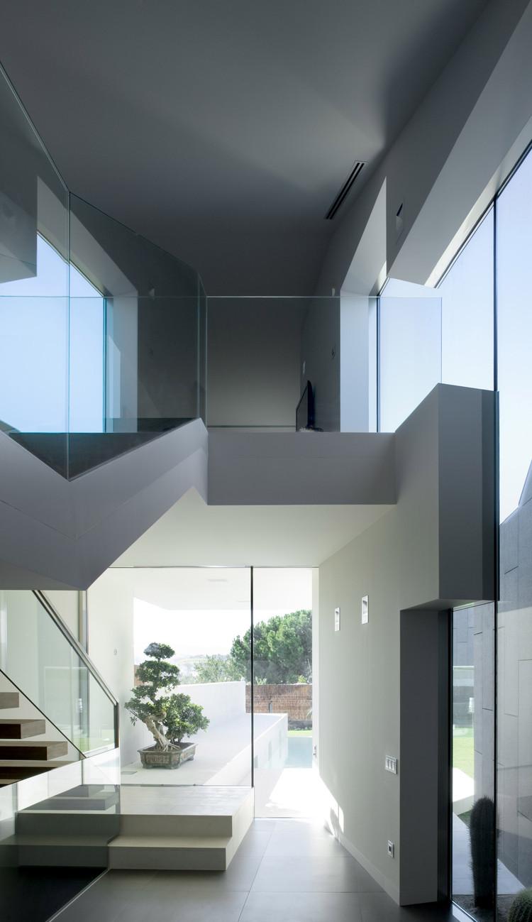 Casa c sant cugat rta office plataforma arquitectura - Arquitectura sant cugat ...