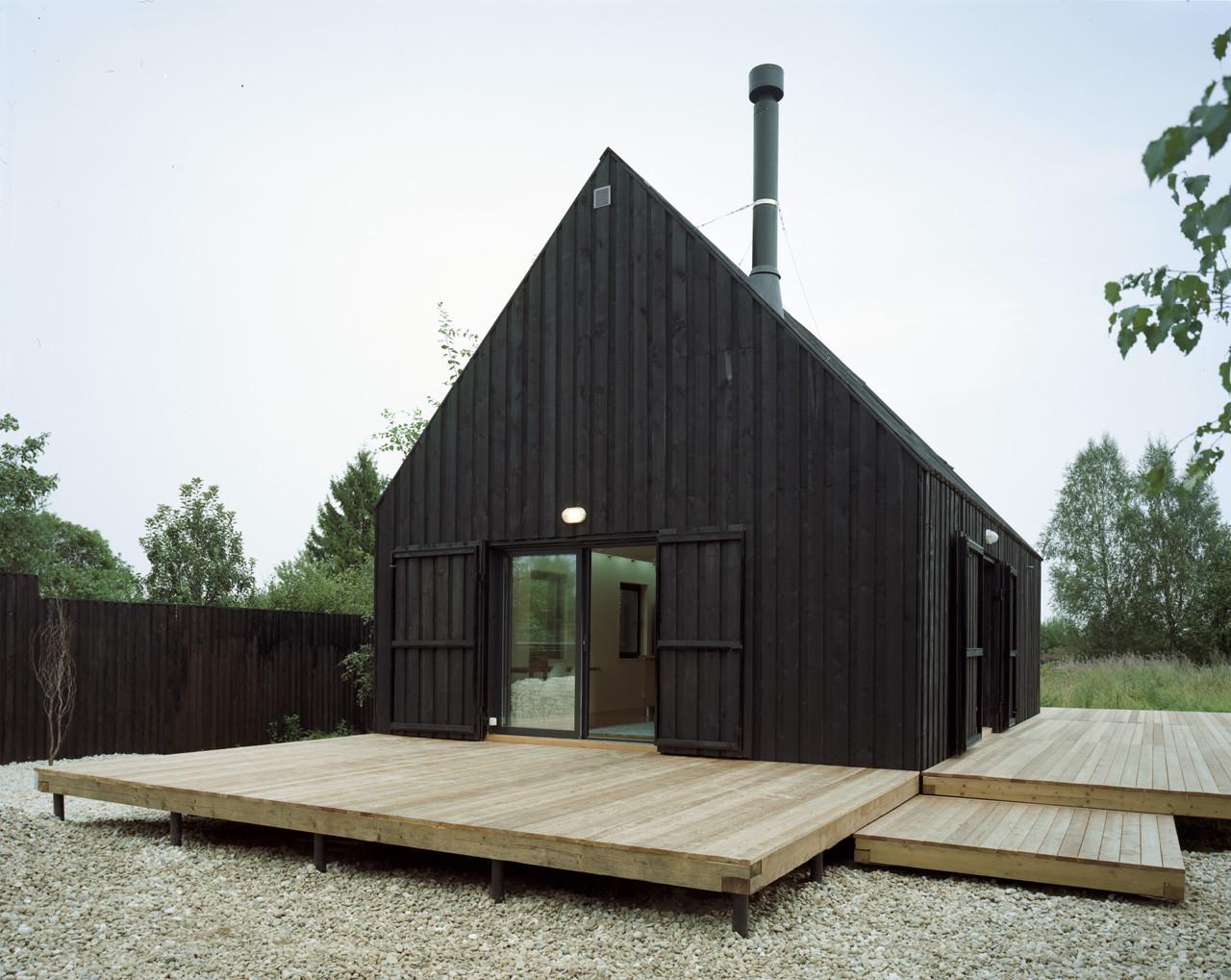 Casa volgadacha bureau bernaskoni plataforma arquitectura