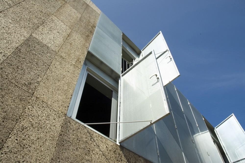 Casa de Corcho / Paulo Teodósio + Arquitectos Anónimos | Plataforma ...
