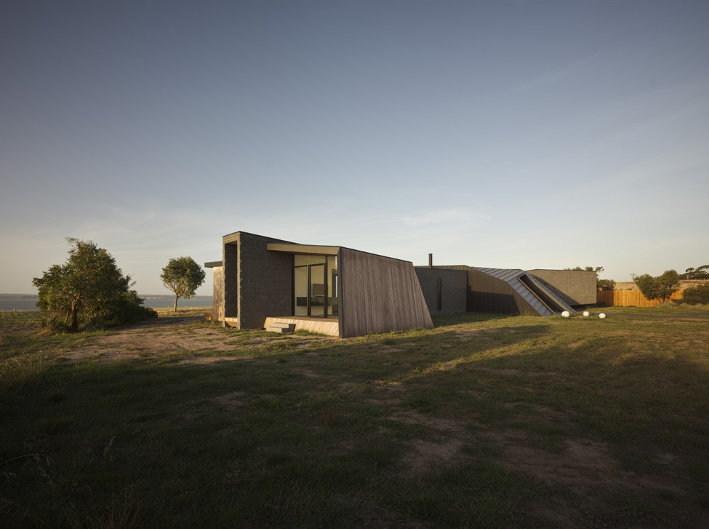 Casa en la Playa / BKK Architects, © Peter Bennetts