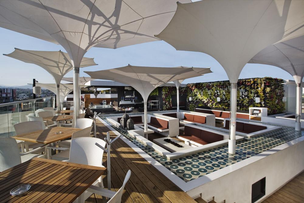 Hookah Lounge Satélite / BNKR Arquitectura, © Fabiola Menchelli & Zaida Montañana