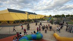 Plaza Ecopolis [Espacio público + Escuela Infantil + Ludoteca] / Ecosistema Urbano