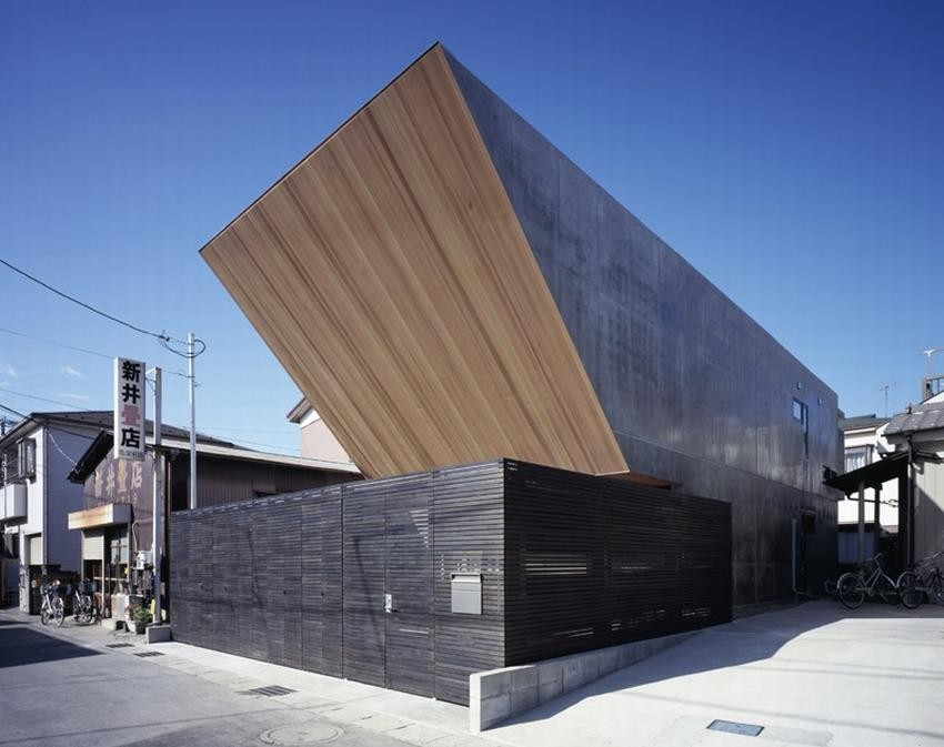 Casa Flow / APOLLO Architects & Associates, © Masao Nishikawa