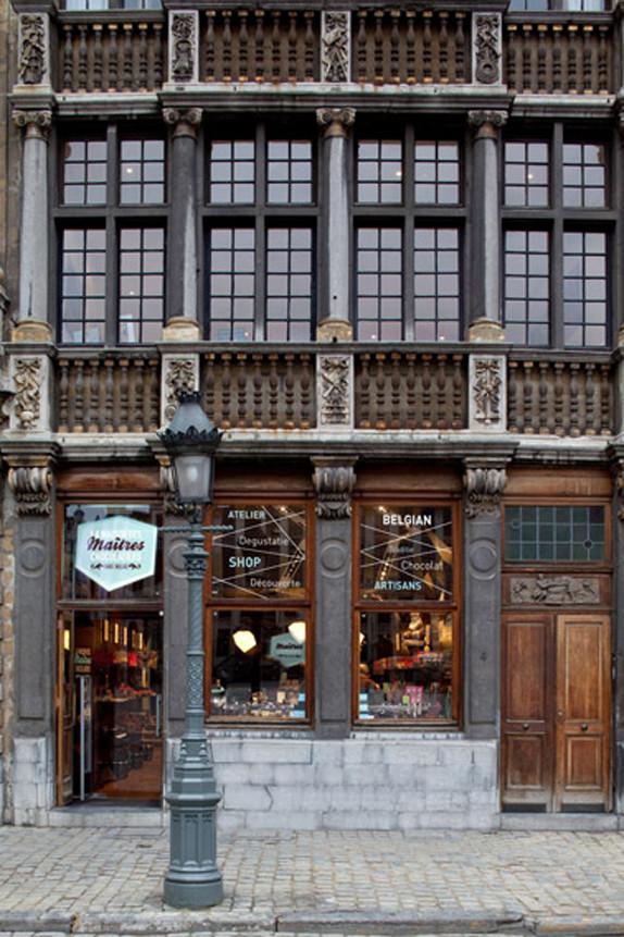 Casa de los Maestros del Chocolate / Gwenaël Hanquet