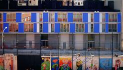 Bloque De 12 Viviendas En La Calle Ermengarda / BCQ Arquitectes