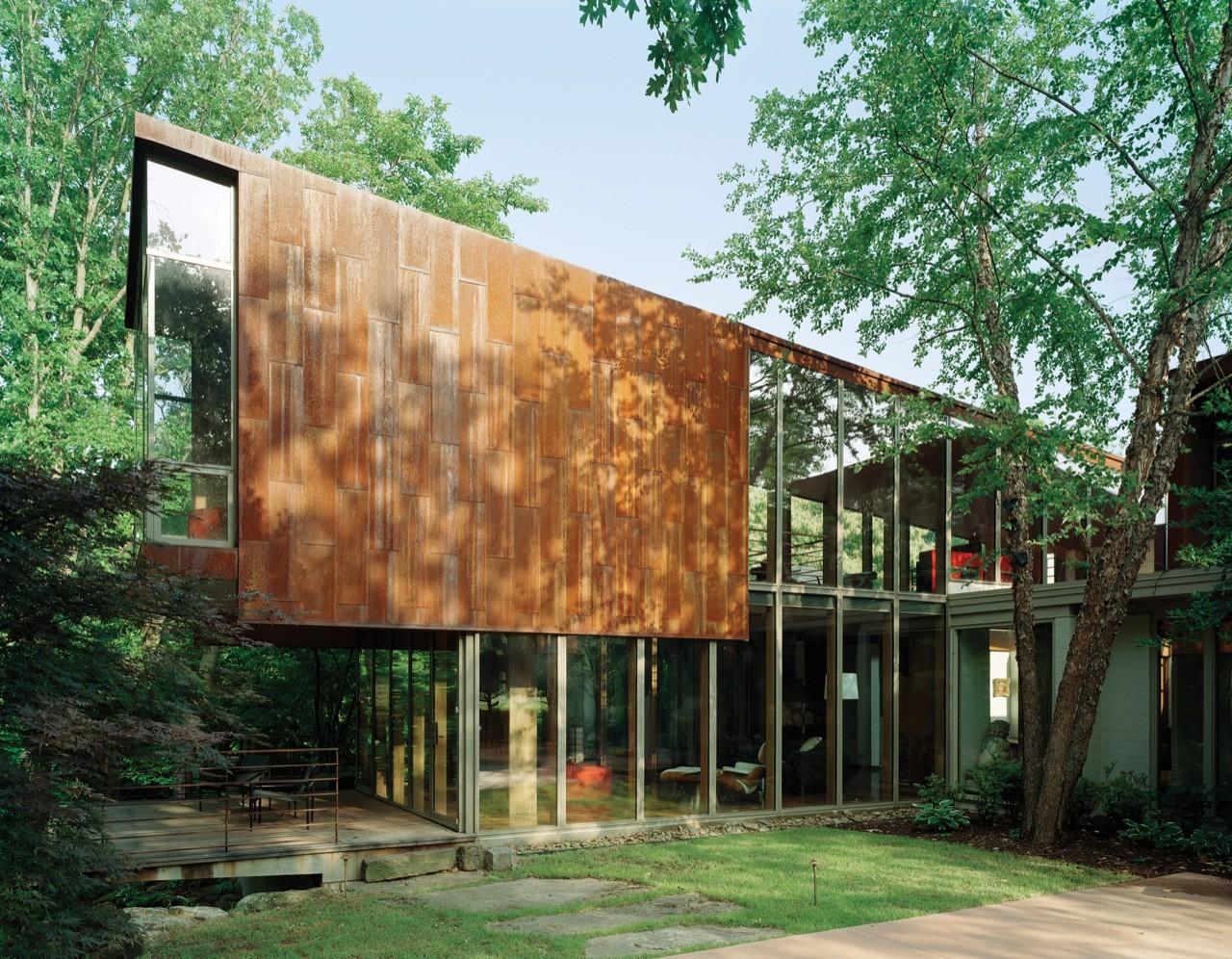 Galería de Casa Arkansas / Marlon Blackwell Architect - 2