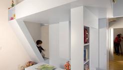Dormitorio de Eva / h20 architectes