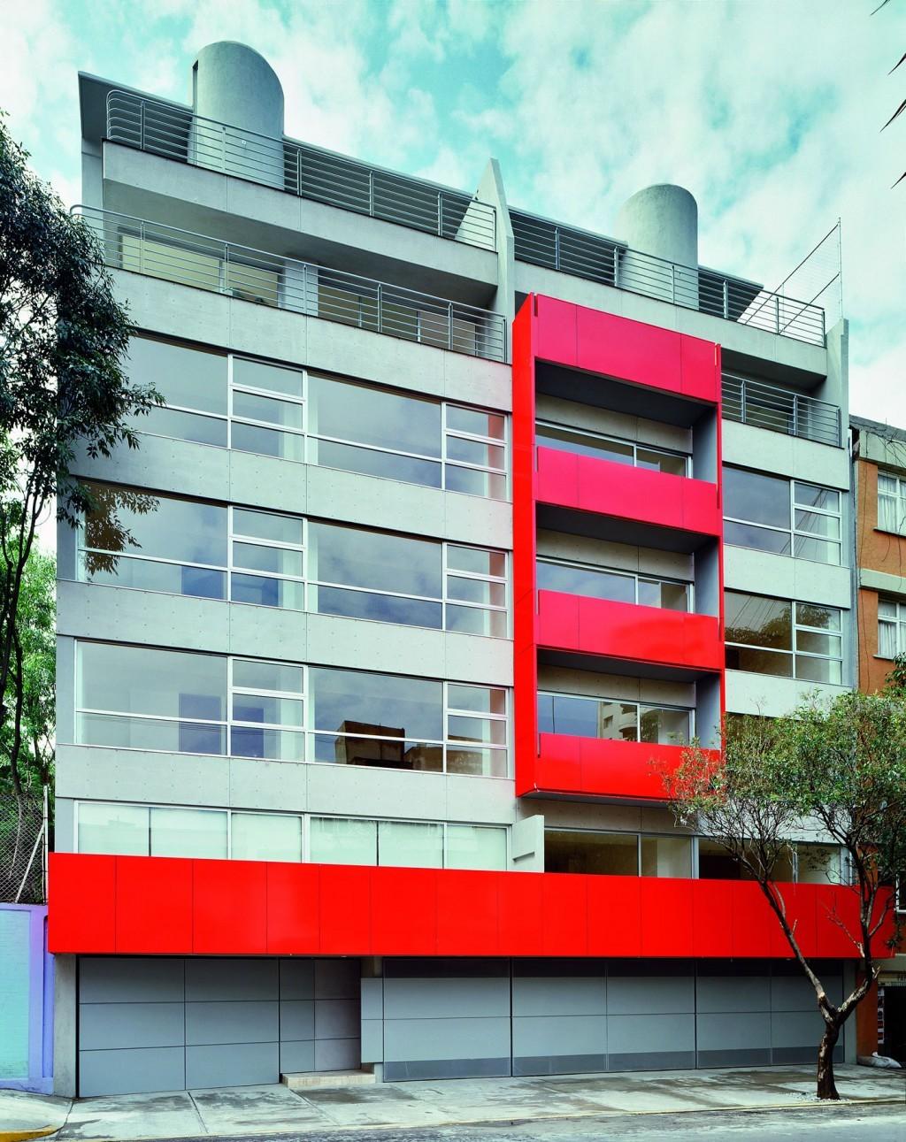 Edificio Río / ZD+A, © Alberto Moreno Guzmán