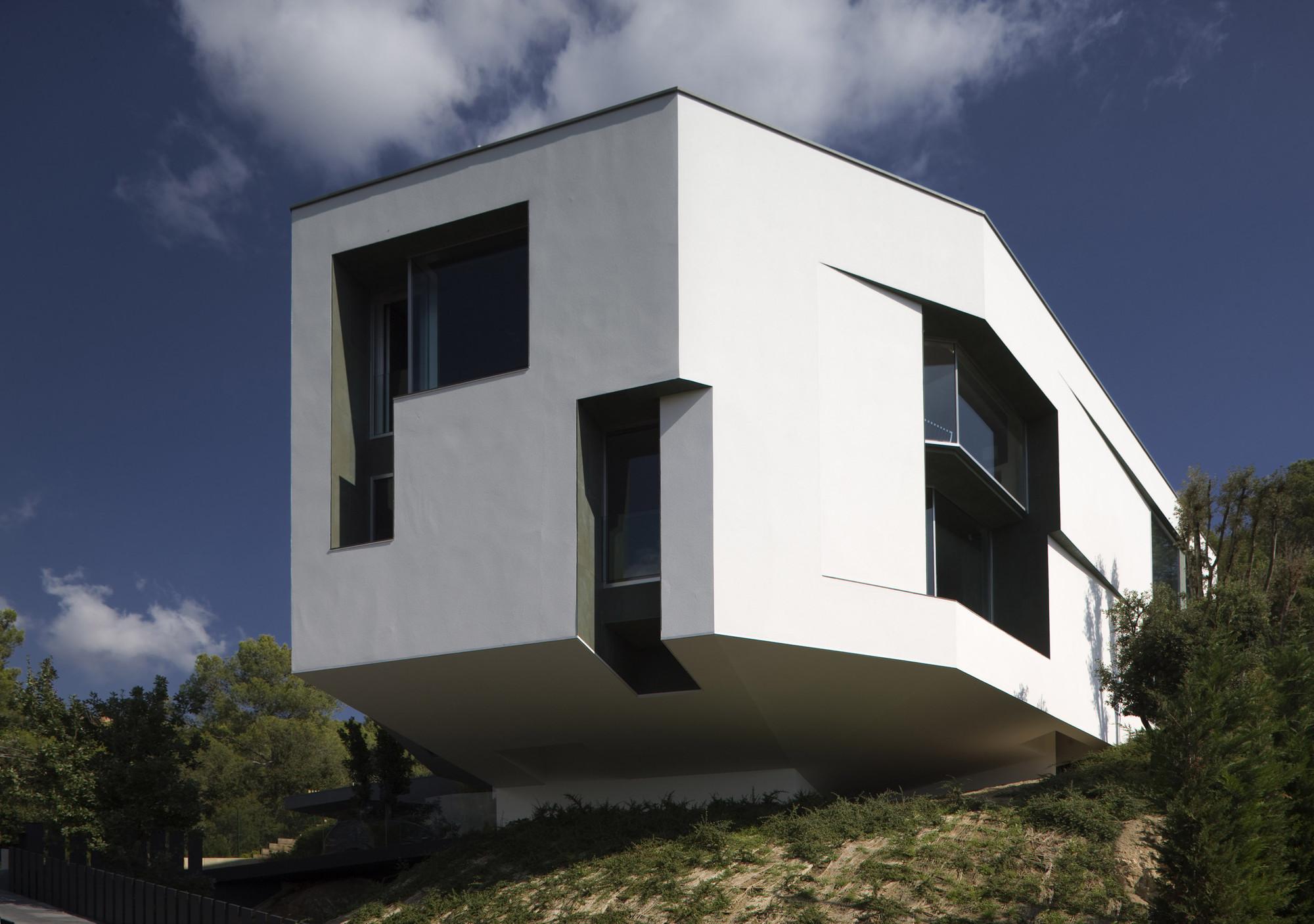 Casa F / RTA-Office, © Aitor Ortiz