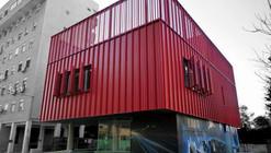 Cibercentro Macarena Tres Huertas / MEDIOMUNDO Arquitectos