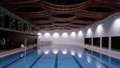 Polideportivo Atxuri / Ruiz - Cuevas Arquitectos