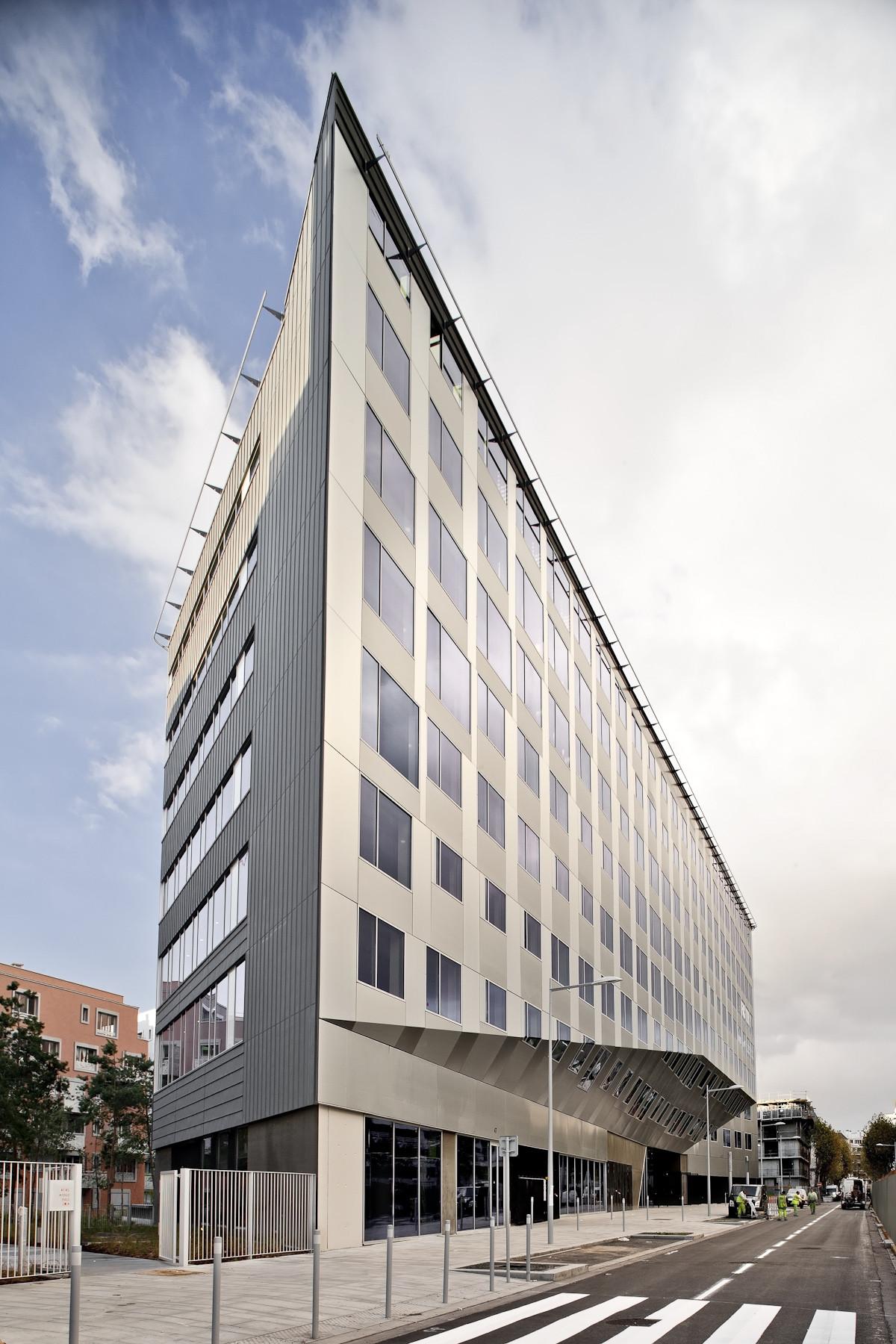 La Factory / Mateo Arquitectura