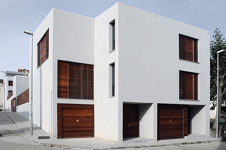 4 viviendas c. Forners / a0010 Arquitectura i Disseny, © Miquel Múrcia