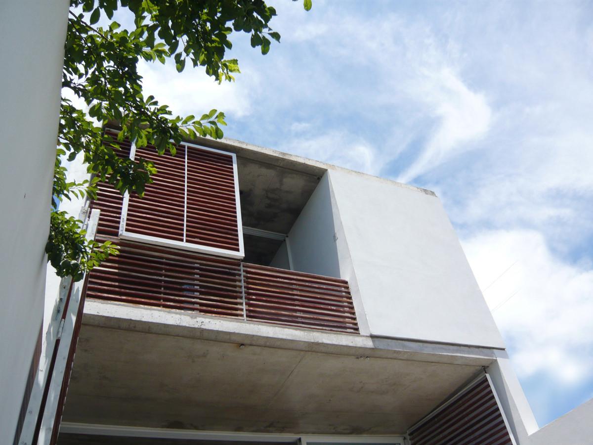 Casa 5 x 30 estudio borrachia arquitectos plataforma - Estudio 3 arquitectos ...