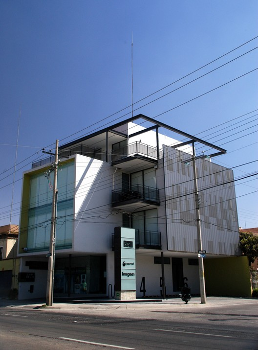 Edificio Atemajac / Taller 5, © José Calleros