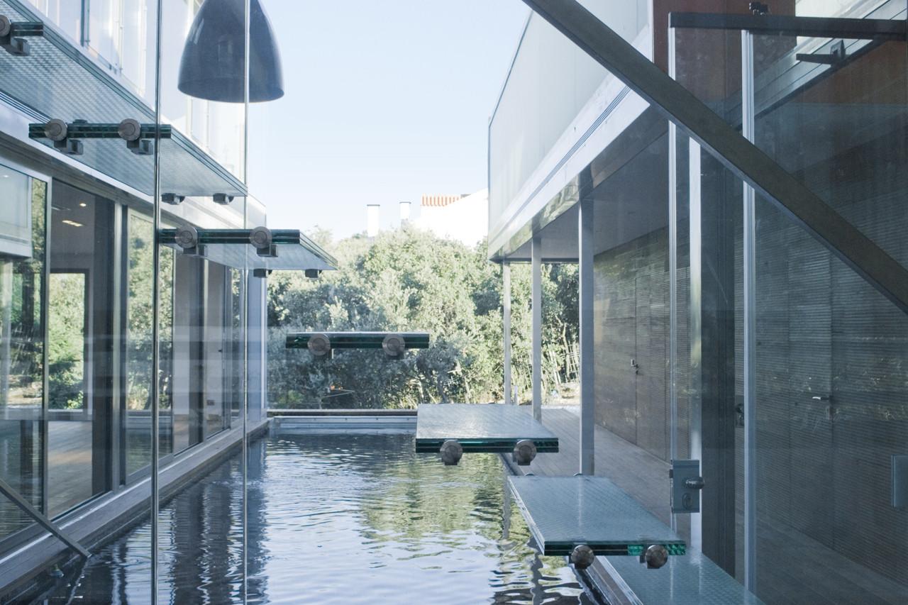Galería de Casa en el Cerro / Miguel Barahona + PYF Arquitectura - 17