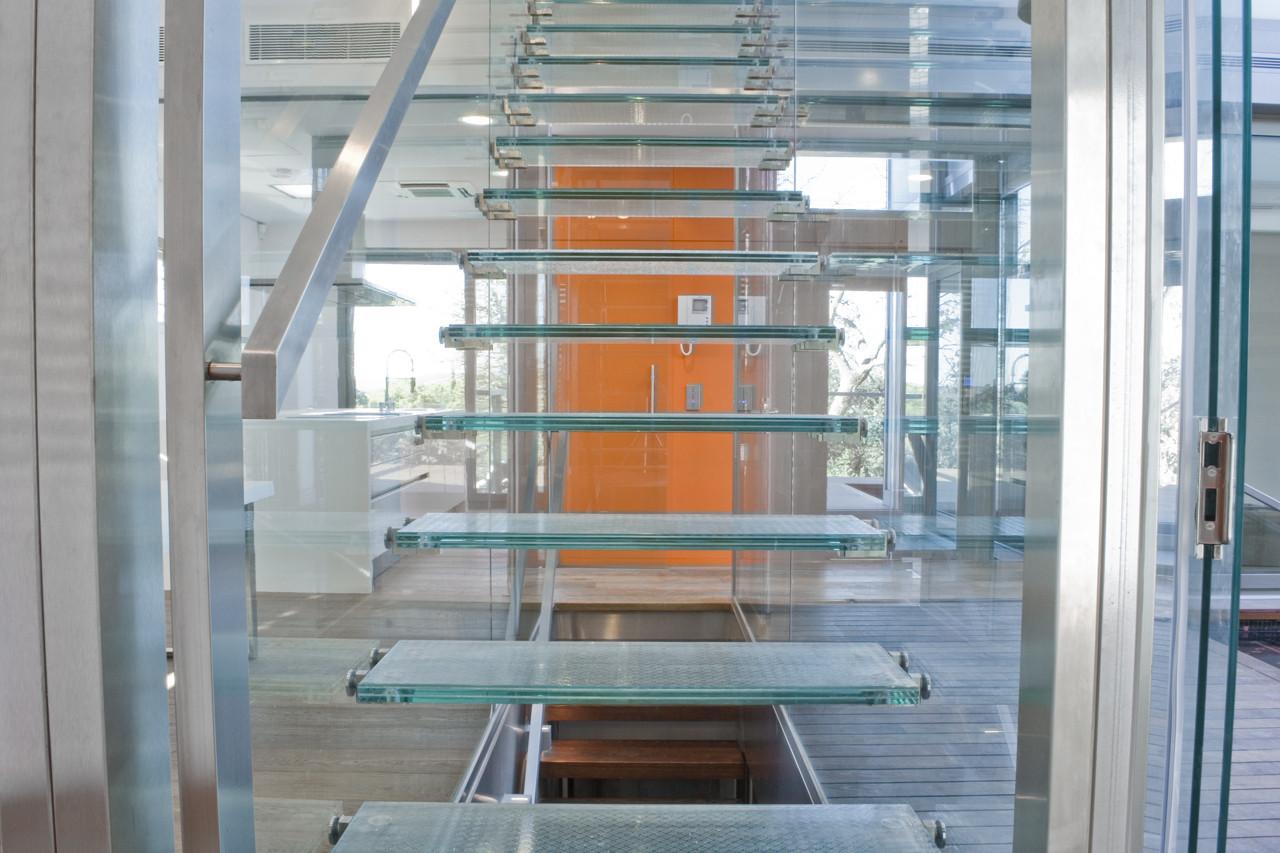 Galería de Casa en el Cerro / Miguel Barahona + PYF Arquitectura - 18