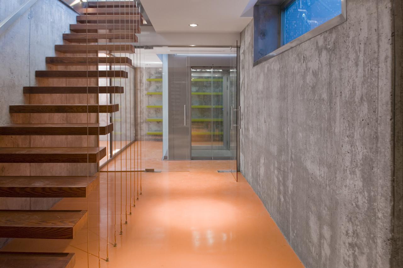 Galería de Casa en el Cerro / Miguel Barahona + PYF Arquitectura - 31