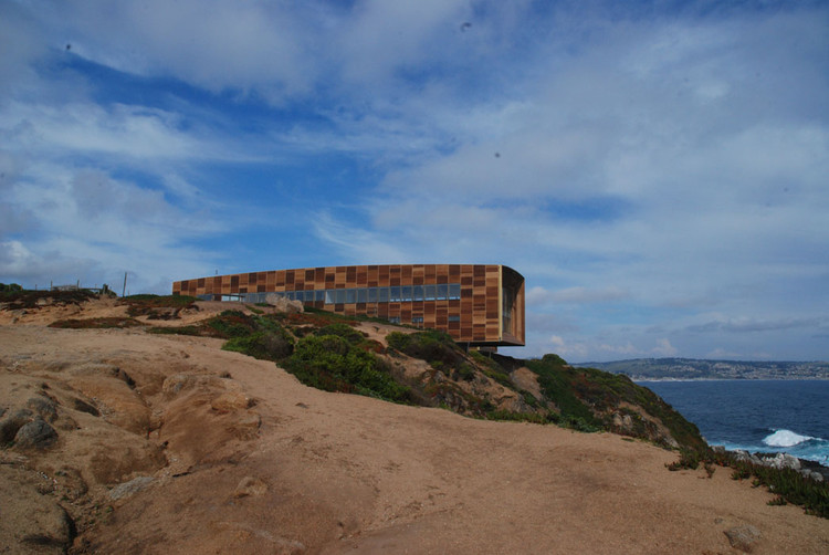 Coastal Marine Research Station / Martin Hurtado Arquitectos, Cortesía de Martin Hurtado