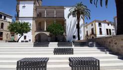Jardín del Palacio Juan Pizarro de Aragón / Studioata