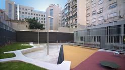 """Centro de Servicios Sociales, Archivo Municipal y Recuperación Interior de Manzana """"Waldorf"""" / Conxita Balcells Associats"""