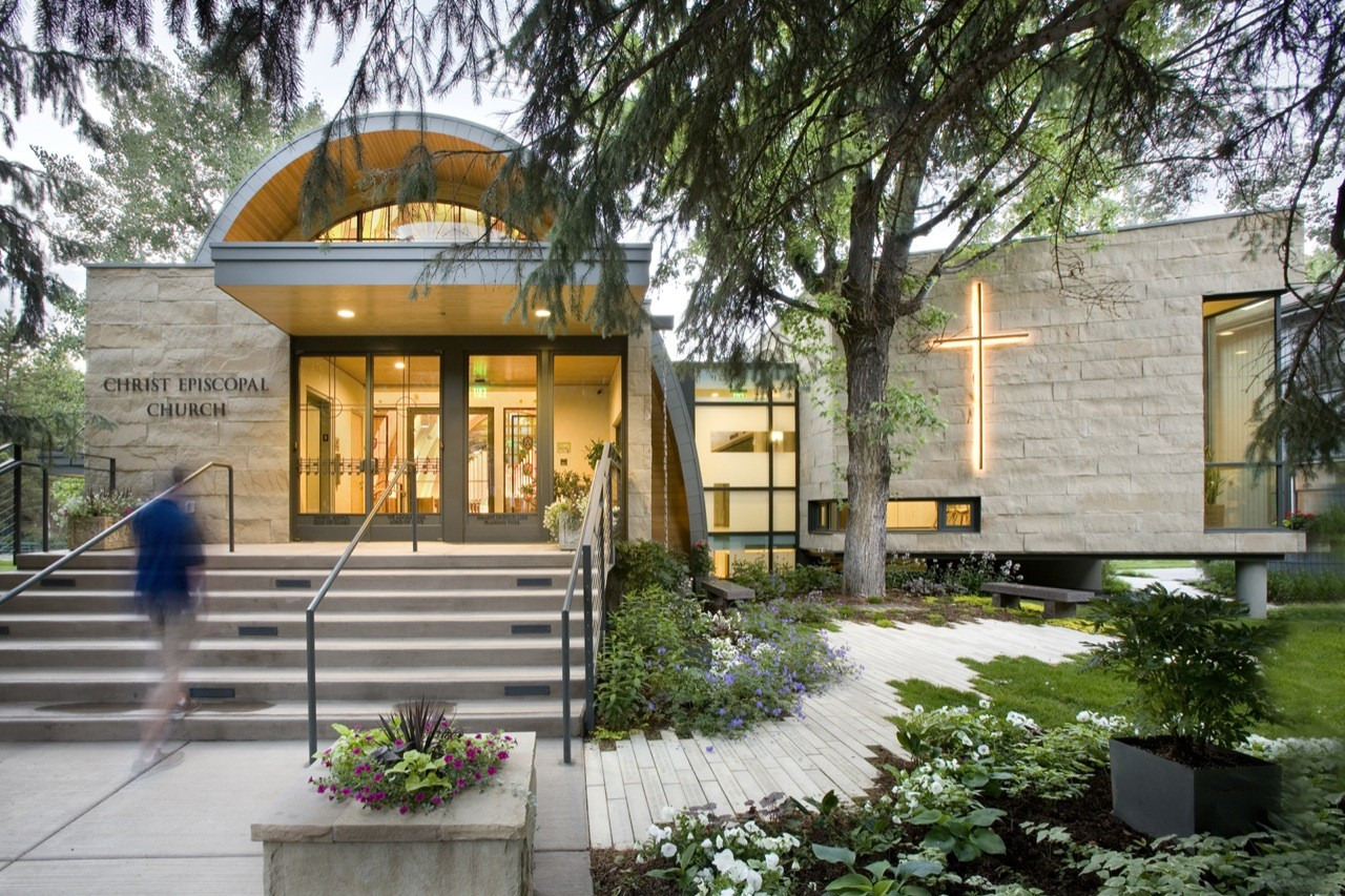Iglesia Cristo Episcopal / Studio B Architects, © Raul J. Garcia