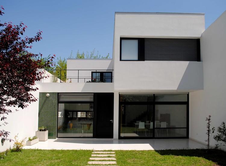Casa Dorrego / Ballesteros Arquitectos, © Malena Ballesteros