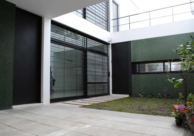 Casa dorrego ballesteros arquitectos archdaily m xico - Amutio y bernal arquitectos ...