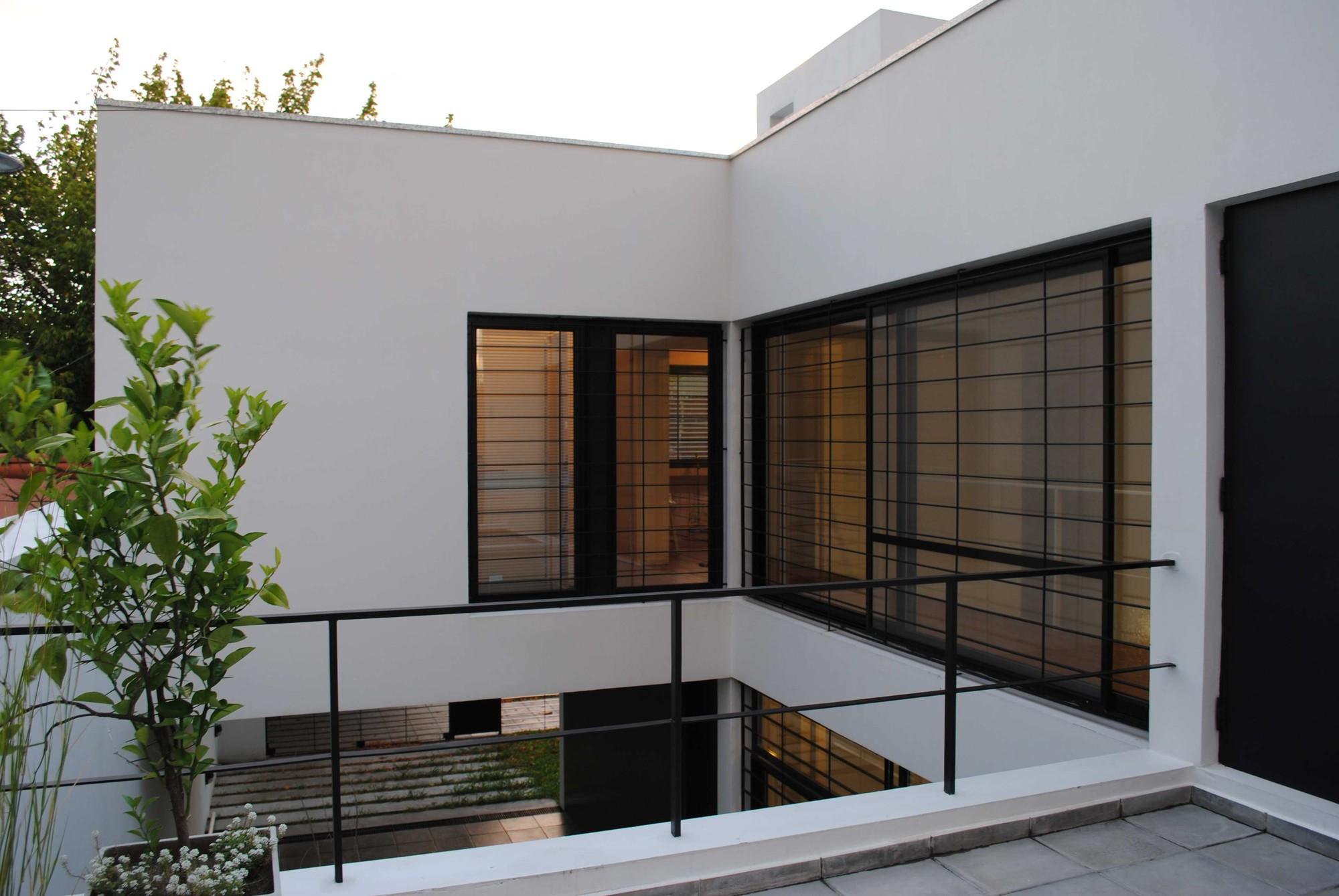 Galer a de casa dorrego ballesteros arquitectos 4 for Arquitectos para casas