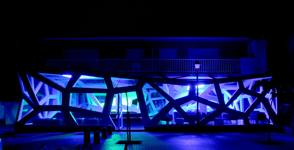 5 Sentidos Lounge Bar On A Arquitectos Plataforma