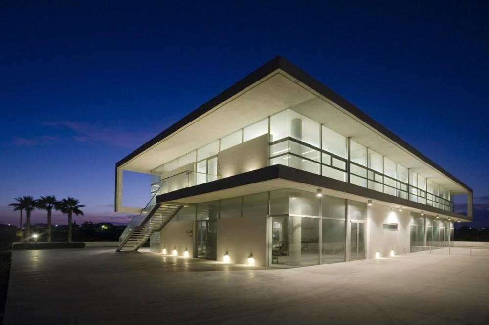 Oficinas en Ragusa / Architrend Architecture, © Umberto Agnello