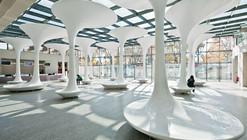 Nuevo Acceso Museo Técnico TMW / Querkraft Architects