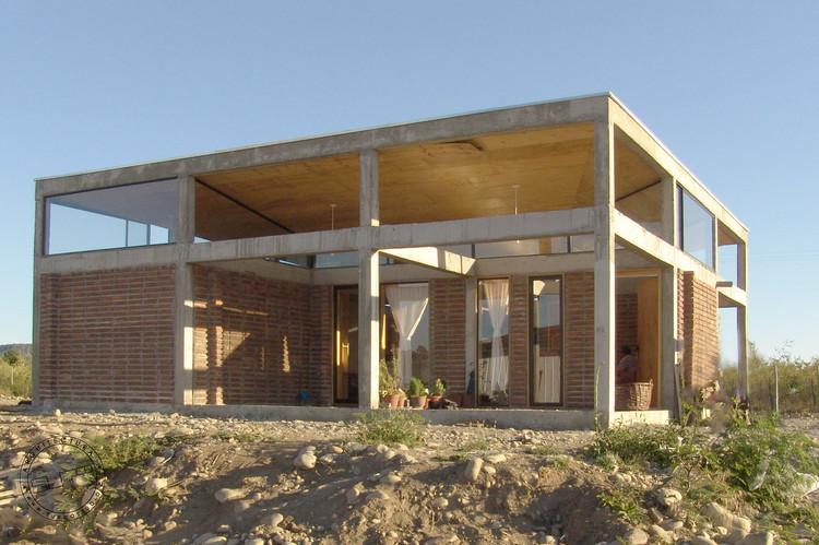 Casa Quiñe / Surco Studio, Cortesía de Juan Paulo Alarcón Carreño