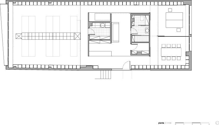 Local Comercial Para Despacho De Arquitectos Bm Sr29