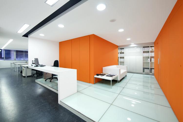 Local comercial para despacho de arquitectos / BmesR29 Arquitectes, © Amaneceres Fotográficos
