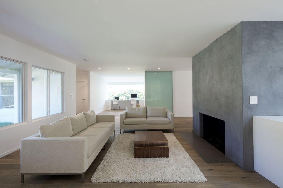 Remodelaci n casa hayvenhurst dan brunn plataforma for Decoracion con plantas de interior minimalista