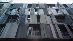 19 Viviendas de Alquiler para jóvenes en el Centro Histórico / Pàmpols Arquitecte