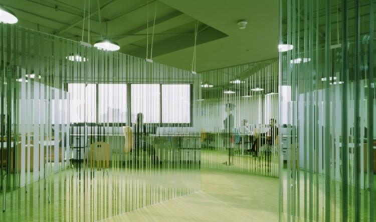 Oficinas USD / Torafu Architects, © Daici Ano