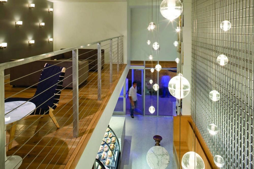 Construcción interior en Hotel Gansevoort South / NC-Office, © Michael Stavaridis