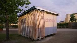 Simple-Tech-Kiosk / partnerundpartner-architekten