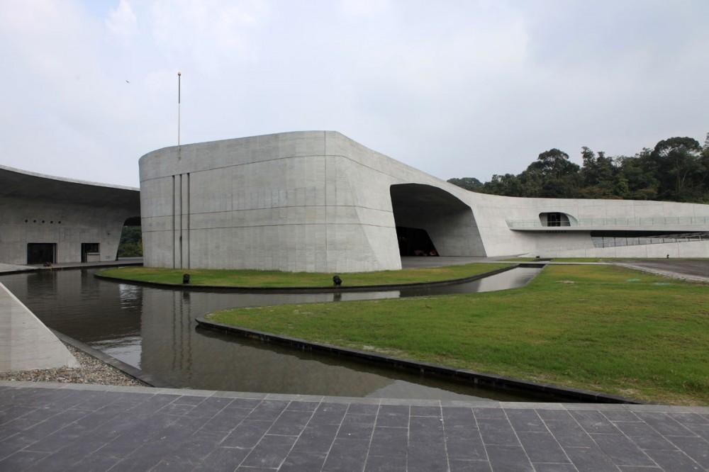 Centro de Visitantes Hsiangshan / Norihiko Dan and Associates, © Enta Yang