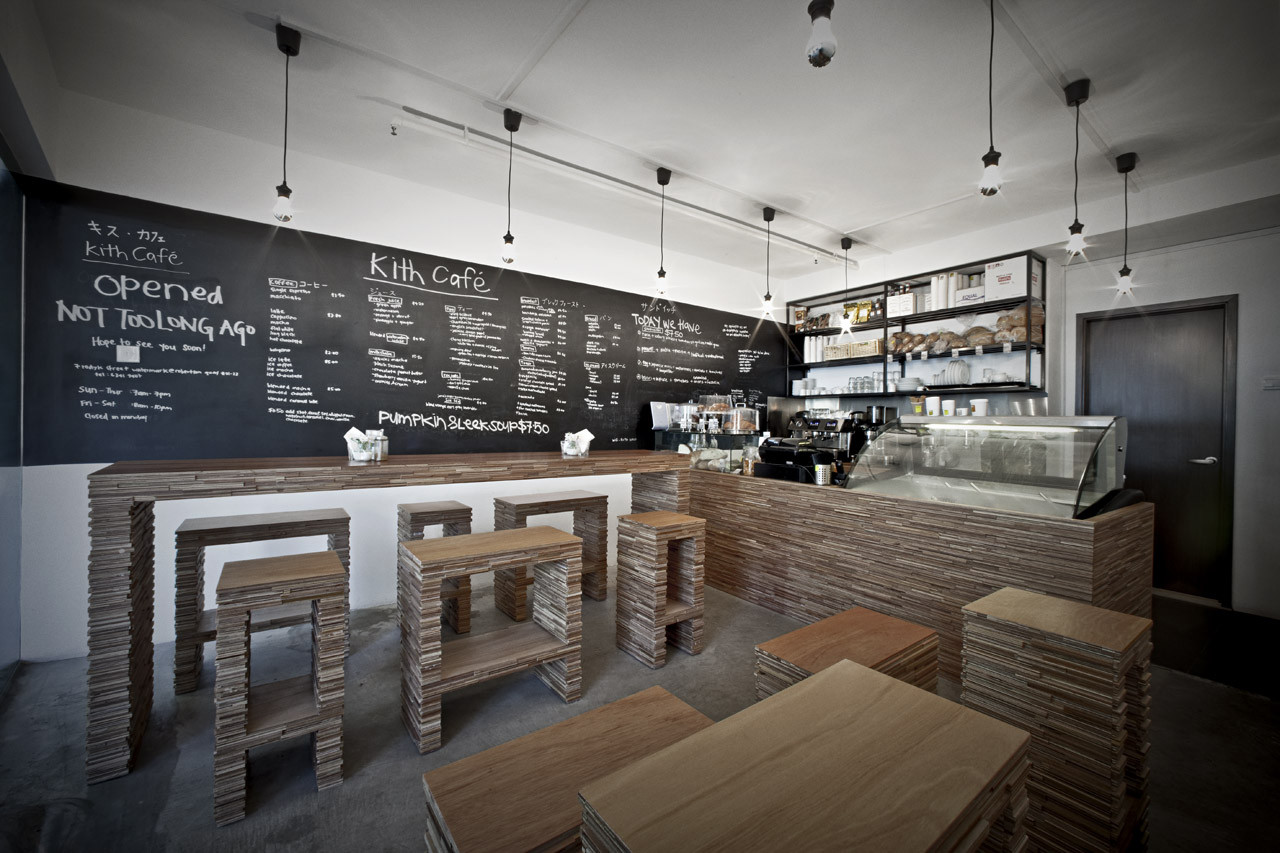 Kith Café / HJGHER, © The Shooting Gallery