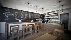 Kith Café / HJGHER